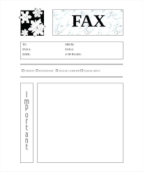Facsimile Fax Cover Sheet Cover Sheet For Fax Template Digitalhustle Co