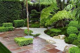Small Picture Creating a Zen garden the main elements of the Japanese garden