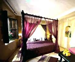 Sheer Canopy Curtains For Bed Bedroom Drapes Magnific – enjoylondon.co