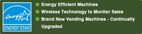 Energy Star Vending Machines Classy New York Green Technology Healthy Vending Machines Healthy Vending