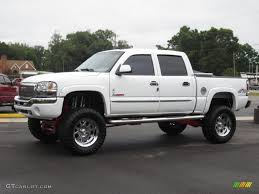 2006 gmc sierra lifted. Simple Lifted With Lift 2006 GMC Sierra 1500 SLT Crew Cab 4x4 Parts Throughout Gmc Lifted