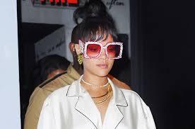 gucci 2017 sunglasses. rihanna\u0027s after-party gucci sunglasses: all about the elton-like shades   billboard 2017 sunglasses