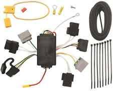 ford trailer plug 2005 2007 ford escape trailer hitch wiring kit harness plug play direct t