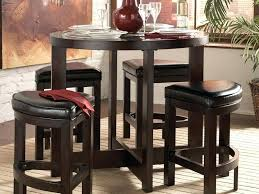bistro table set indoor cool tall cafe table and chairs indoor bistro table and chairs home