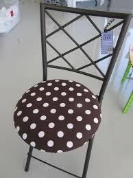 bistro table ala petals and polka dots
