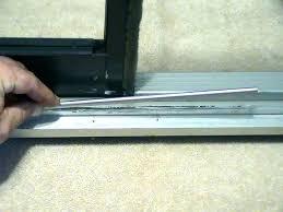 sliding door glass repair cost replace patio door glass patio door track repair unique patio sliding