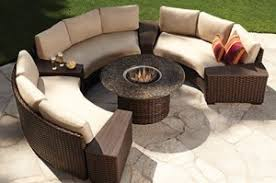 Outdoor Furniture and Furnishings Couches Chairs Tables and