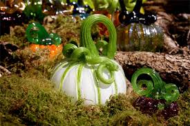 celebrate fall with a trip to the morton arboretum s glass pumpkin patch
