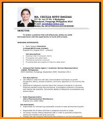 Sample Resume Format for Fresh Graduates  One Page Format     Student Support Specialist Sample Resume Finance Clerk Cover Letter  Marketing Communications Specialist Resume Student Support Specialist