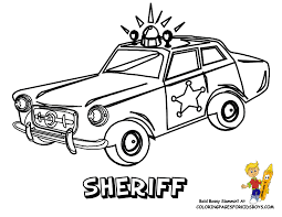 Free Colouring Pages Of Police Cars Download Free Clip Art Free