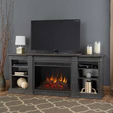 tv stands living room furniture the home depot inspiration for 62 grand cherry electric fireplace