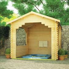 hot tub shelter please note image depicted shows 12 x 10