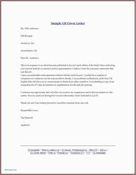 Basic Cover Letter Sample New Basic Cover Letter Sample Free 20