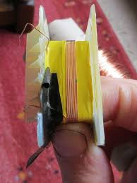 Transformer Bobbin Sizes Chart Pdf An Experiment In Transformer Rewinding 6 Steps With Pictures