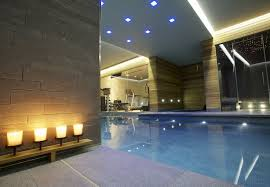 indoor swimming pool lighting. In-ground Swimming Pool / Concrete Indoor Lighting L