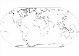 Small Picture Pages Printable World Map Coloring Page Earth Coloring Pages Map