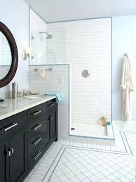 tiled shower stalls inspiration for a timeless subway tile bathroom remodel in ceramic stall ideas master