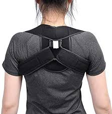 WENZHEN Posture Brace,<b>Adult Adjustable Back</b> Brace <b>Corset</b> ...