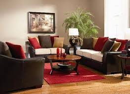 dark brown red living room colorful pillowsjpg 560372 pixels my house ideas