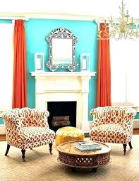orange living room furniture burnt orange and teal living room burnt orange and teal living room