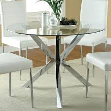 base for round glass table top round glass top dining table oak base glass top dining
