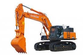 <b>Large excavators</b> - Hitachi Construction Machinery
