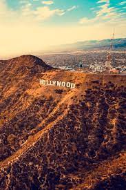 Wallpaper Hollywood, Mountains, Los ...