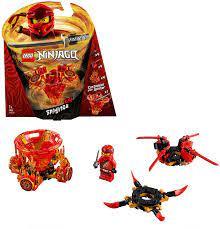Lego 70659 Ninjago Spinjitzu Kai (Vom Hersteller Nicht mehr verkauft):  Amazon.de: Spielzeug