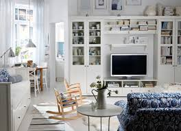 White Furniture Living Room Decorating Chic Ikea Living Room Decor For Enddir Plus Ideas Living Room
