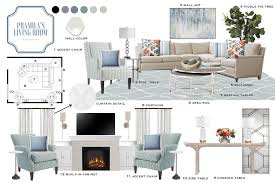 transitional living room decorating