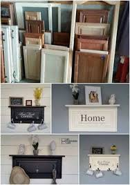 furniture repurpose. save those old cabinet doors use them for beautiful diy projects like this furniture repurpose d