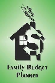 Family Budget For A Month Family Budget Planner 1 Year Financial Planner Prompts For