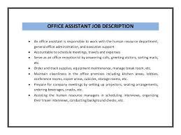 18+ Administrative Assistant Job Duties Resume | Sample Secretary .
