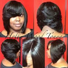 Swing Bob Hair Style bob hairstyles sew in 2017 creative hairstyle ideas hairstyles 6755 by stevesalt.us