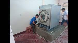 Máy giặt và máy sấy công nghiệp công suất 20 kg - Máy giặt công nghiệp  Image Thái Lan - YouTube