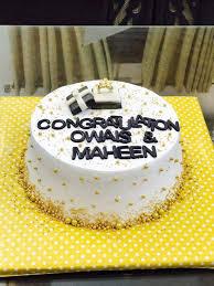 Buy Freshly Baked Engagement Cake Online At Fair Price Cakescompk