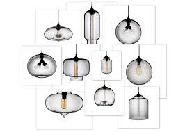 blown glass lighting. Glass Lighting | Blown Pendant Lights Niche Modern D