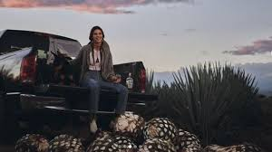 There are three different types in her collection: Kendall Jenner Accused Of Cultural Appropriation Over New 818 Tequila Campaign Shot In Mexico Ents Arts News Sky News