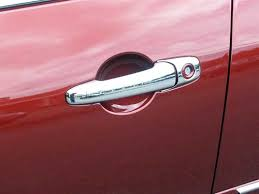 ford fusion chrome door handle overlay 8pc 2006 2012