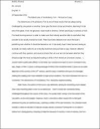 the adventures of huckleberry finn persuasive essay andr atilde copy s alvarez this preview has intentionally blurred sections sign up to view the full version
