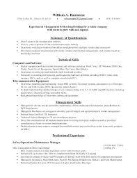 Heavy Equipment Resume Heavy Equipment Operator Resume Heavy