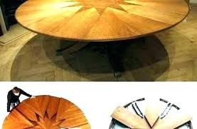 expanding round table round table expanding expanding round dining table expanding round dining table home designs expanding round table