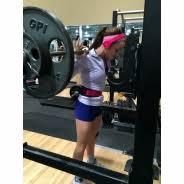 Athlete: Ashley Paulsen   CrossFit Games
