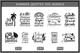 Create svgs for your website designs. Free Svg Summer Quotes Svg Bundle Download Free Svg Files Creative Fabrica