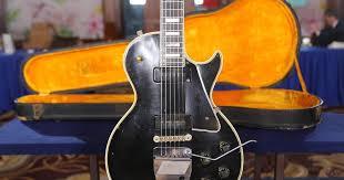appraisal 1955 gibson les paul custom guitar with case season 23 episode 9 antiques roadshow ksmq