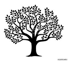 木のシルエットイラストfotoliacom の ストック画像とロイヤリティ