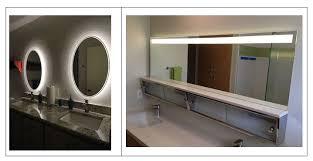 lighting behind mirror. Bathroom LED Lighting Ideas   Inspired Behind Mirror R