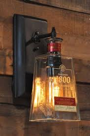 Pin by Dionne Morton on For the Home | Diy bottle lamp, Bottle lamp, Diy  bottle