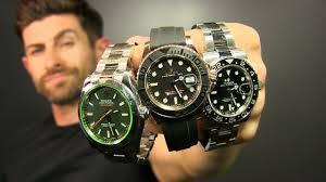 aaron marino s rolex watches