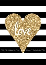 printables love from the oven